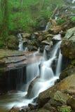 Automne de l'eau d'Amicalola Image stock
