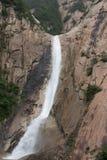 Automne de l'eau de Kuryong Images stock
