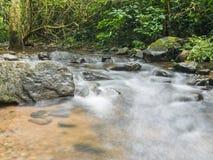 Automne de l'eau en Thaïlande Photographie stock