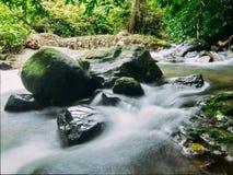 Automne de l'eau en Thaïlande Images libres de droits