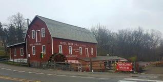 Automne de moulin de cidre de Yates défunt Photographie stock