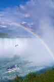 Automne de Niagara images libres de droits