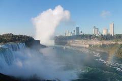 Automne de Niagara Photographie stock libre de droits