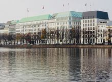 Automne en Allemagne Image stock