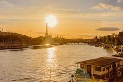Automne Paris Image libre de droits