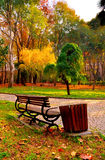 Automne rural photographie stock