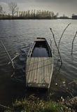Automne sur la rivière 2 Photos stock