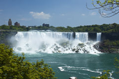Automnes américains, Niagara Image stock