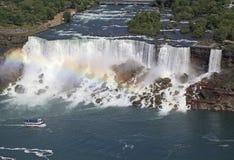 Automnes américains, Niagara, Etats-Unis Photo libre de droits