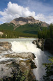 Automnes d'Athabasca, Canada Images stock