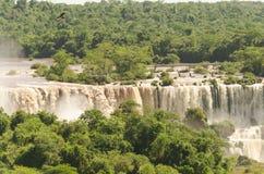 Automnes d'Iguaçu Images stock