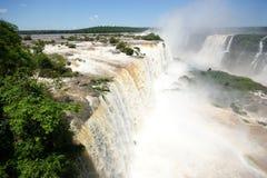 Automnes d'Iguacu Images libres de droits