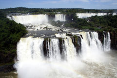 Automnes d'Iguacu Photo stock