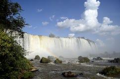 Automnes d'Iguassu Image libre de droits