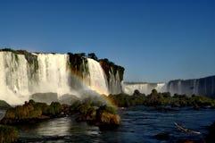 Automnes d'Iguassu Photo libre de droits