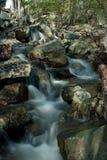 Automnes de cascade Photo libre de droits