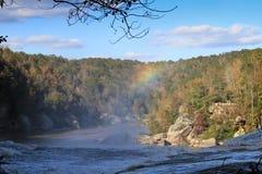 Automnes de Cumberland Images libres de droits