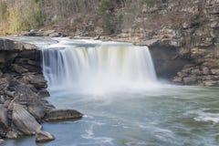 Automnes de Cumberland, Corbin Kentucky Photos libres de droits