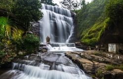 Automnes de Dunsinane, Sri Lanka image stock