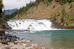 Automnes de fleuve de proue Image libre de droits