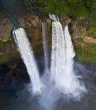 Automnes de Kauai Kailua images libres de droits