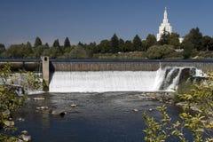 Automnes de l'Idaho Images libres de droits