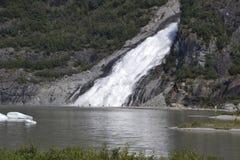 Automnes de pépite, Alaska Photographie stock libre de droits