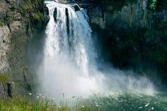 Automnes de Snoqualmie Images libres de droits