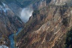 Automnes de Yellowstone Photo libre de droits