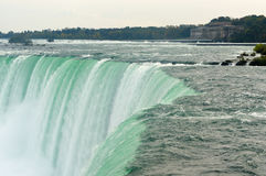Automnes en fer à cheval, Niagara Falls Photo stock