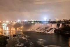 Automnes en fer à cheval, Niagara Falls Images libres de droits