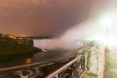Automnes en fer à cheval, Niagara Falls Photo libre de droits