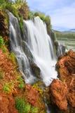 Automnes Idaho de crique d'automne Image stock