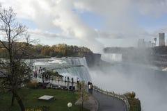 1 automnes Niagara images libres de droits