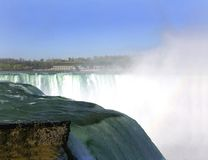 Automnes Niagara New York Photographie stock libre de droits
