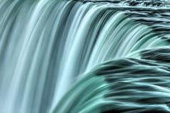 Automnes Ontario de fer à cheval de chutes du Niagara Photo libre de droits