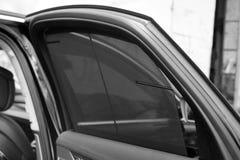Automobiel elektrogordijn stock afbeelding