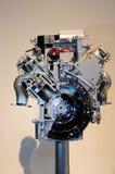 Automobiel motor Stock Foto's
