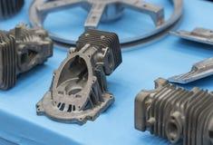 Automobieldeelproductie door heet smeedstukproces Royalty-vrije Stock Foto
