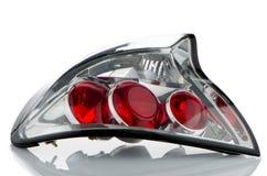 Automobiele lamp royalty-vrije stock foto's