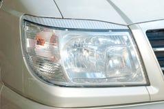 Automobiele lichten Royalty-vrije Stock Afbeelding
