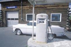 Automobiele reparatiewerkplaats Stock Afbeelding