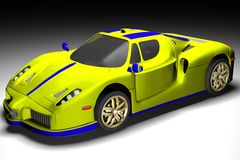 Automobil Stockfoto