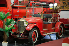 Automobil-Museum Valencay Lizenzfreie Stockfotos