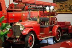 Automobil-Museum Valencay Stockbild