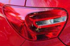 Automobil-Rücklicht Stockfotos
