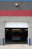 Automobil-Service-Schacht stockfotos