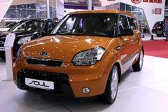 Automobil-Show Stockfotografie