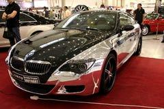 Automobil-Show Lizenzfreie Stockbilder