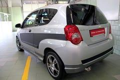 Automobilausstellung Lizenzfreie Stockfotografie